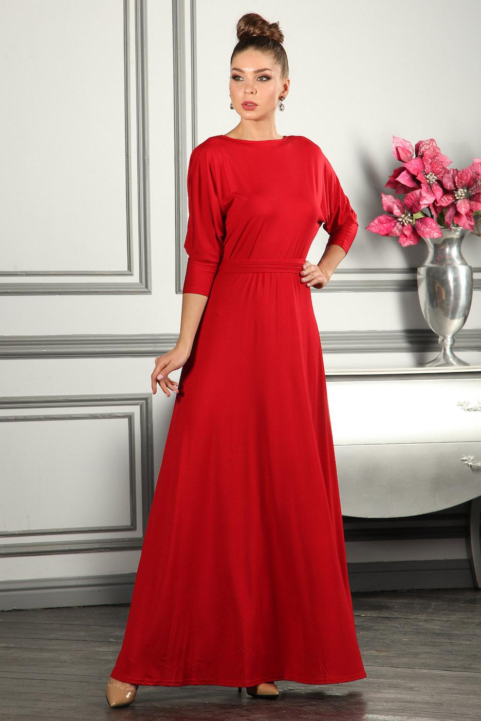 длинные красные вечерние платья в картинках представляет собой очаг